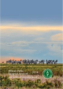 The French edition of the 2014 Annual Report